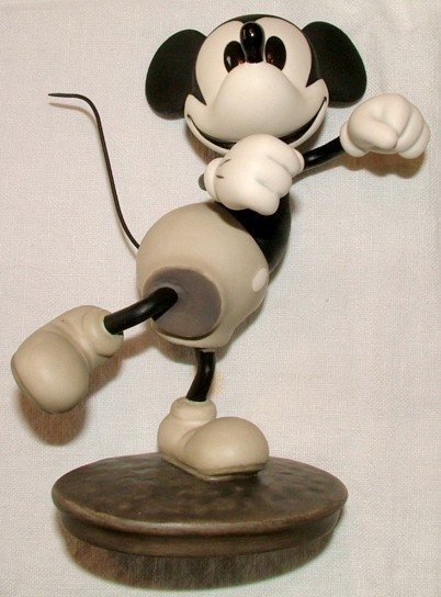 Mickey Mouse, Walt Disney figurines, Models, Collectible figures, statues,